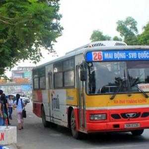 Lộ trình 5 tuyến xe bus từ Bến xe Mỹ Đình đến Cầu Lủ Kim Gia