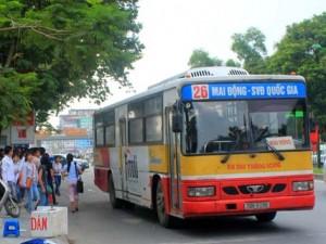 Lộ trình 5 tuyến xe bus từ Bến xe Mỹ Đình đến TTTM Aeon Mall Long Biên