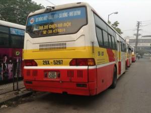 Lộ trình 5 tuyến xe bus từ Bến xe Mỹ Đình đến Siêu thị Quan Nhân