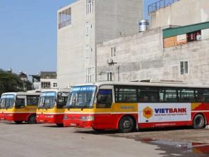 Lộ trình 5 tuyến xe bus từ Bến xe Mỹ Đình đến Công viên Cầu Giấy