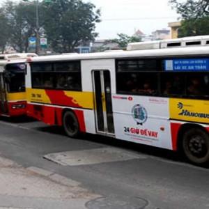 Lộ trình 5 tuyến xe bus từ Bến xe Mỹ Đình đến Trường THPT Xuân Giang