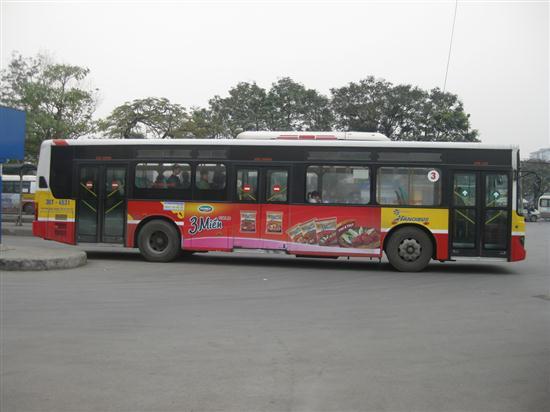 Lộ trình 5 tuyến xe bus từ Bến xe Giáp Bát đến Đại học Bách Khoa Hà Nội