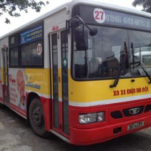 Lộ trình 5 tuyến xe bus từ Bến xe Giáp Bát đến Royal City