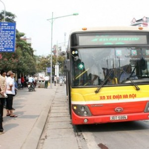 xe bus từ Bến xe Giáp Bát đến Bến xe Đan Phượng