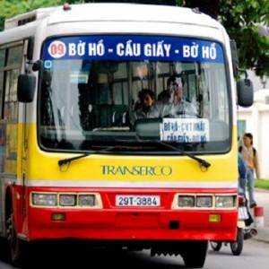 Lộ trình 5 tuyến xe bus từ Bến xe Mỹ Đình đến bệnh viện 354