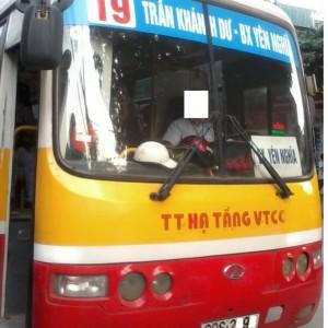 Lộ trình 5 tuyến xe bus từ Bến xe Mỹ Đình đến bệnh viện Hữu nghị Việt-Xô