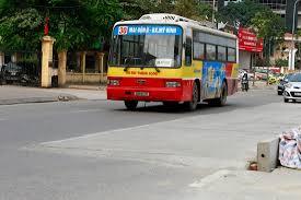 Lộ trình 5 tuyến xe bus từ Bến xe Mỹ Đình đến bệnh viện Mắt Sài Gòn- Hà Nội