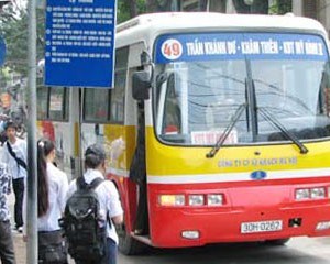 Lộ trình 5 tuyến xe bus từ Bến xe Mỹ Đình đến Bệnh viện tim Hà Nội