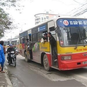 Lộ trình 5 tuyến xe bus từ Bến xe Mỹ Đình đến Nam Thăng Long Hà Nội