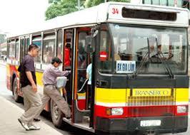 Lộ trình 5 tuyến xe bus từ Bến xe Mỹ Đình đến KĐT Xa La