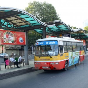 Lộ trình 5 tuyến xe bus từ Bến xe Giáp Bát đến Vincom Center Bà Triệu