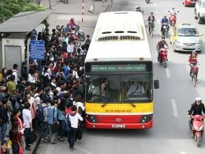 xe bus từ Bến xe Mỹ Đình đến Phú Diễn