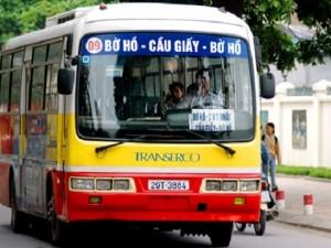 Lộ trình 5 tuyến xe bus từ Bến xe Giáp Bát đến Rạp chiếu phim quốc gia