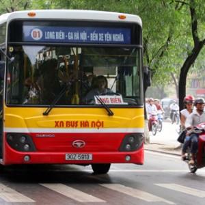 Lộ trình 5 tuyến xe bus từ Bến xe Giáp Bát đến Times City Hà Nội
