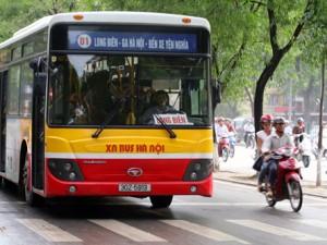 xe bus từ Bến xe Giáp Bát đến KĐT Xa La