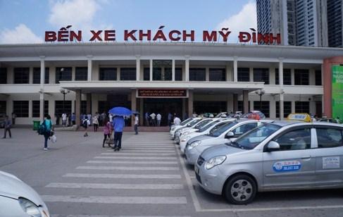 taxi bến mỹ đình