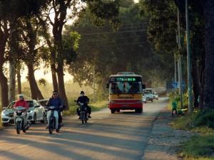 Tuyến xe buýt số 46 BX Mỹ Đình