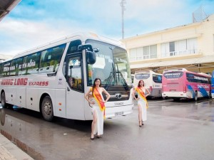 Xe khách tuyến Văn Miếu – Thanh Sơn