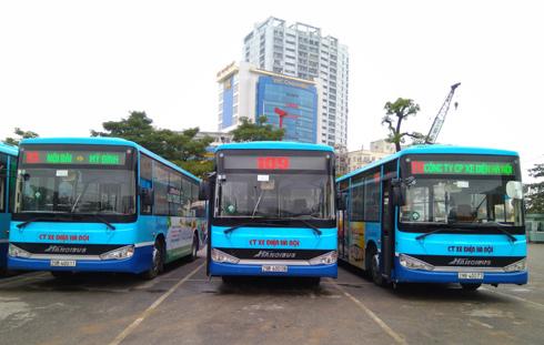 mở tuyến Bus Hà Nội - Mỹ Đình
