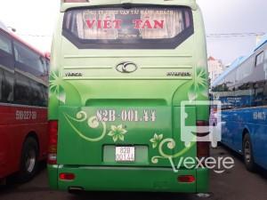 Tuyến xe Mỹ Đình - Quảng Bình